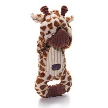 Charming Pet Peek-A-Boos Dog Toy - Giraffe