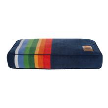 Pendleton Crater Lake National Park Dog Bed - Navy Blue