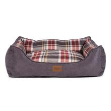 Pendleton® Pet Breslin Plaid Kuddler Dog Bed