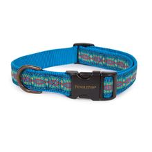 Pendleton Pet Diamond River Dog Collar - Turquoise