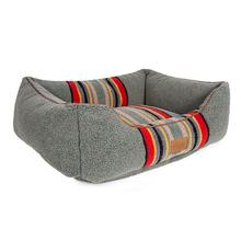 Pendleton Pet Yakima Camp Kuddler Dog Bed - Heather Green