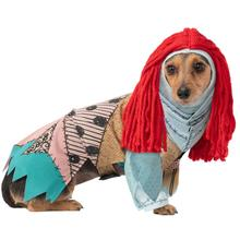 Nightmare Before Christmas Sally Dog Costume