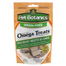 Pet Botanics Healthy Omega Dog Treats - Duck