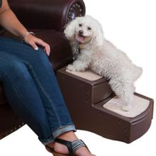 Pet Gear Easy Step Pet Steps - Chocolate