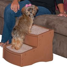 Pet Gear Easy Step Pet Steps - Light Cocoa