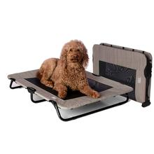 Pet Gear Lifestyle Pet Cot - Harbor Gray