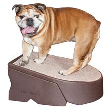 Pet Gear One Step Pet Step - Chocolate