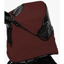 Pet Gear Weather Cover for Jogger Pet Stroller - Burgundy