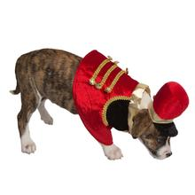 Pet Krewe Holiday Nutcracker Soldier Costume for Dogs and Cats