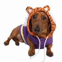 Pet Krewe LSU Mike the Tiger Dog Hoodie