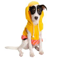 Pet Krewe Sesame Street Big Bird Pet Hoodie - Yellow