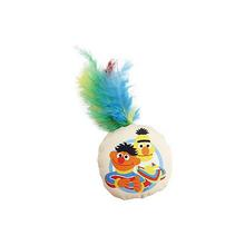 Pet Krewe Sesame Street Cat Toy - Bert & Ernie
