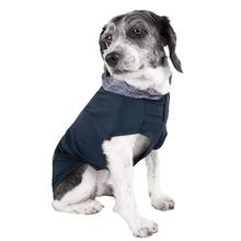 Pet Life ACTIVE Pull-Rover Performance Sleeveless Dog Hoodie - Dark Teal