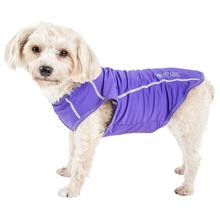 Pet Life ACTIVE Racerbark Performance Dog Tank - Lavender