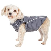 Pet Life ACTIVE Racerbark Performance Dog Tank - Grey