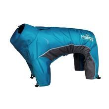 Pet Life Helios Blizzard Full-Bodied Reflective Dog Jacket - Blue