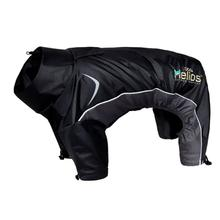 Pet Life Helios Blizzard Full-Bodied Reflective Dog Jacket - Black