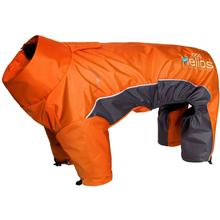 Pet Life Helios Blizzard Full-Bodied Reflective Dog Jacket - Orange