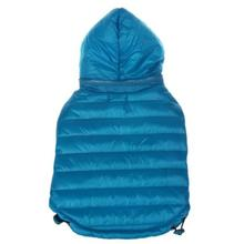 Pet Life Sporty Avalanche Dog Coat - Blue