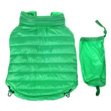 Pet Life Sporty Avalanche Dog Coat - Mint Green