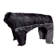 Pet Life Touchdog Quantum-Ice Full-Bodied Dog Jacket - Black