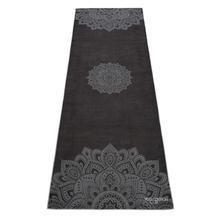 PET Mat Towel - Mandala Black
