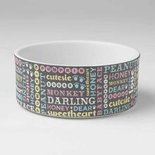Pet Names Pet Bowl
