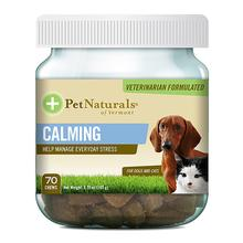 Pet Naturals Calming Chews for Dogs and Cats