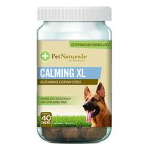 Pet Naturals Calming Chews for X-Large Dogs