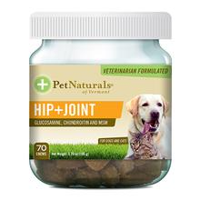 Pet Naturals Hip + Joint Chews for Dogs and Cats
