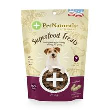 Pet Naturals Superfood Dog Treats - Peanut Butter Flavor