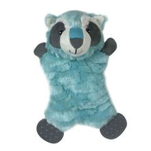 Pet Park Blvd Flatties Plush Toy - Raccoon