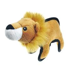 Pet Park Blvd Tuffimals Dog Toy - Lion