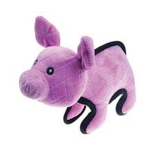 Pet Park Blvd Tuffimals Dog Toy - Pig