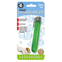 Pet Qwerks Doggy Incredibubbles Peanut Butter Flavored Bubbles