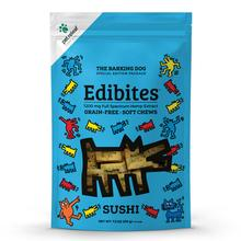 Pet Releaf Barking Dog Edibites Soft Chew Dog Treats - Sushi