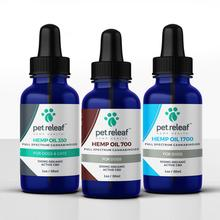 Pet Releaf CBD Hemp Oil for Dogs and Cats