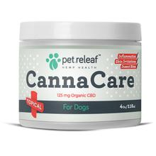Pet Releaf CBD-infused Canna Care Topical Dog Skin Care