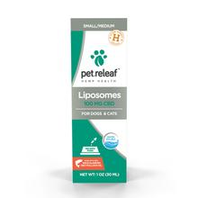 Pet Releaf Liposome CBD Hemp Oil 100
