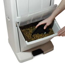 Dog Food and Stuff Storage Tower - 3-Bin