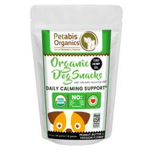 Petabis Daily Calm Support CBD Dog Treats - Peanut Butter and Passion Flower