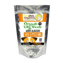 Petabis Joint and Active Body Support CBD Dog Treats - Pumpkin and Turmeric