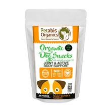 Petabis Joint and Active Body Support CBD Dog Treats - Peanut Butter and Turmeric