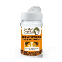 Petabis Organics CBD Joint Nutri Shaker Dog Food Topper