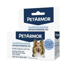PetArmor Antihistamine Tabs Dog Supplement