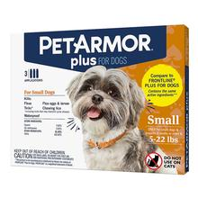 PetArmor Plus Dog Flea & Tick Spot On Treatment