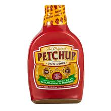 Petchup Dog Food Condiment - Beef Flavored