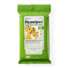 PetKin FleaWipes for Dogs and Cats