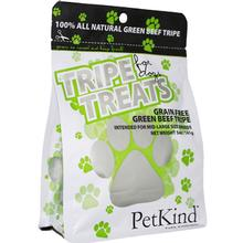 PetKind 100% Natural Green Beef Tripe Dog Treats