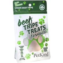 PetKind Grain-Free Green Beef Tripe Dog and Cat Treats